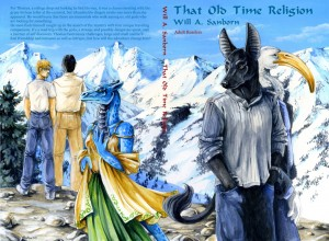 The Old Time Religion cover