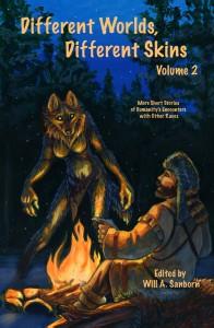 Different Skins Volume 2 cover art